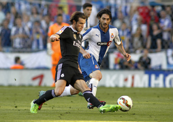 Bale: Jestem gotowy na El Clasico