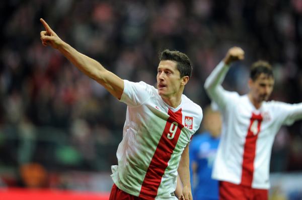 Piłkarz z San Marino przed Lewym: Najskuteczniejsi w Europie