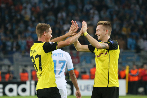 Tuchel: Reus może wyjść w pierwszym składzie