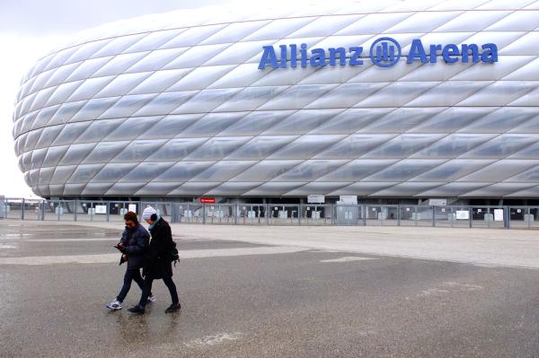 Bayern zwiększa bezpieczeństwo na stadionie