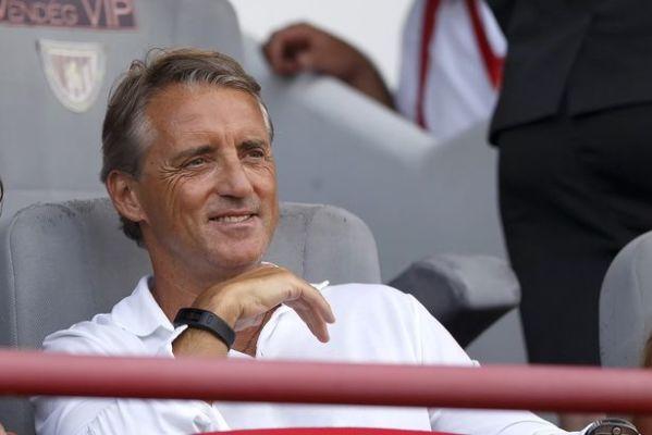 Roberto Mancini: Chciałbym pracować w PSG