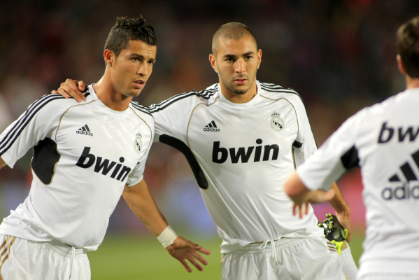 Beenhakker: Dla Benzemy i Ronaldo najważniejsza jest drużyna