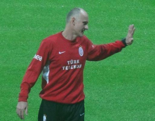 Legendarny bramkarz trenerem Galatasaray