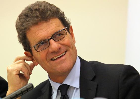 Capello: Juventus wróci do walki o mistrzostwo