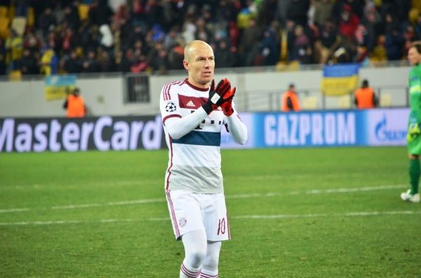 """Guardiola broni Robbena. """"Rozumiem frustrację Lewego"""""""
