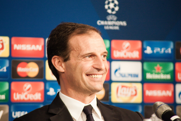 Allegri: Chcemy wyprzedzić Milan w tabeli