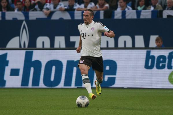 Ribery może powrócić do treningów z drużyną