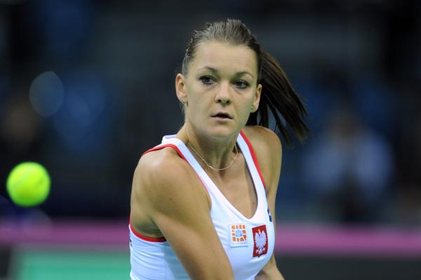 Radwańska nominowana do nagrody tenisistki roku