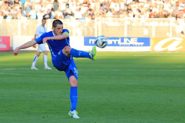 Cztery lata dyskwalifikacji dla piłkarza Dinama