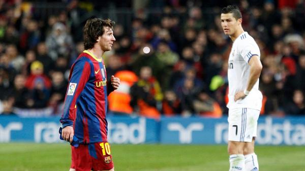 El Clasico, czyli pojedynek Messiego z Ronaldo
