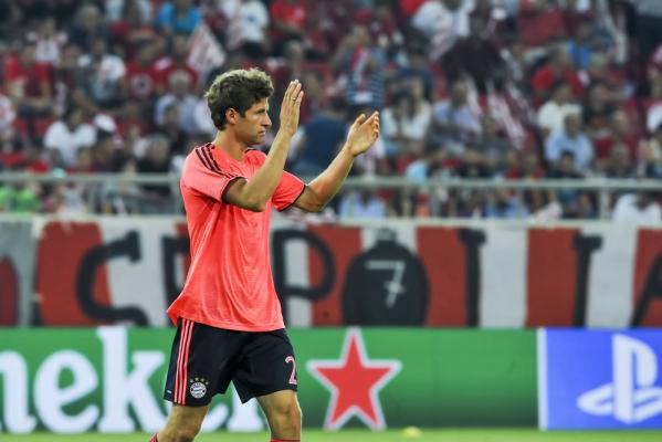 Bayern wygrał z Schalke, cały mecz Lewego