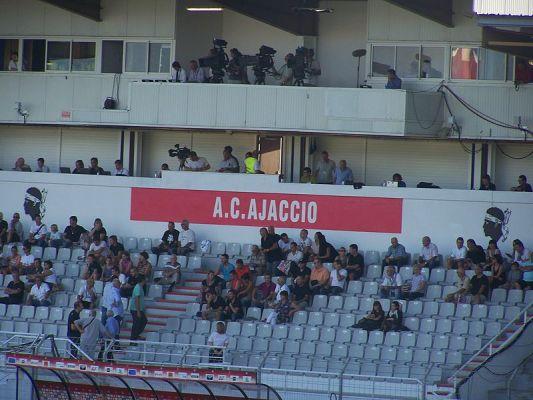 Wyjazdowa wygrana Ajaccio z Bastią