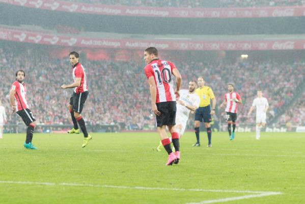 Athletic Bilbao przegrał w Granadzie