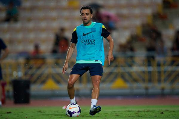 Xavi o El Clasico: Mogło być 5:0 albo więcej