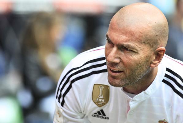 Zidane: Nie jestem gotowy, żeby prowadzić Real