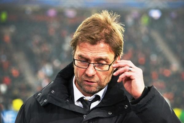 Klopp: Nie mogę obiecać awansu do Ligi Mistrzów