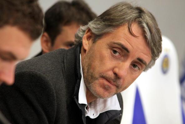 Mancini: Cztery drużyny w Serie A są silniejsze od Interu