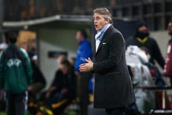 Mancini: Jestem zachwycony miejscem w tabeli