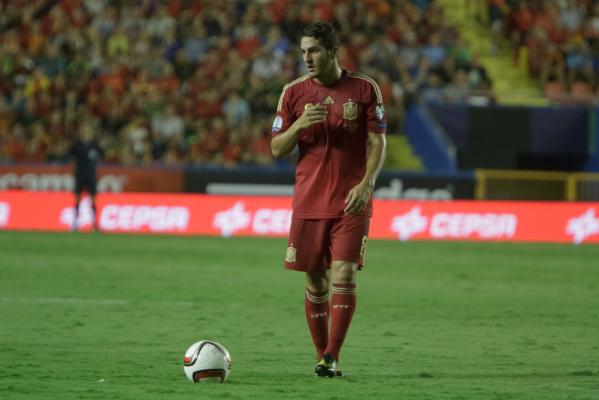 Koke: Próbujemy dorównać Realowi i Barcelonie