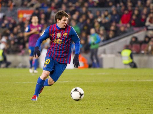 """""""Kontuzja Messiego okazała się szczęśliwa dla Barcelony"""""""