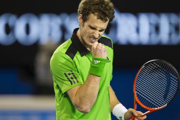 Ranking ATP: Murray zakończył sezon jako wicelider