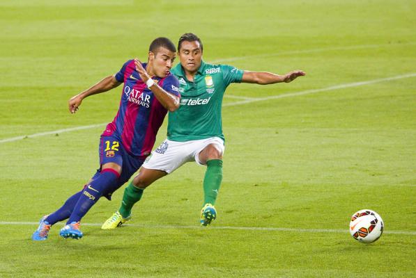 Rafinha pięć lat dłużej z FC Barcelona