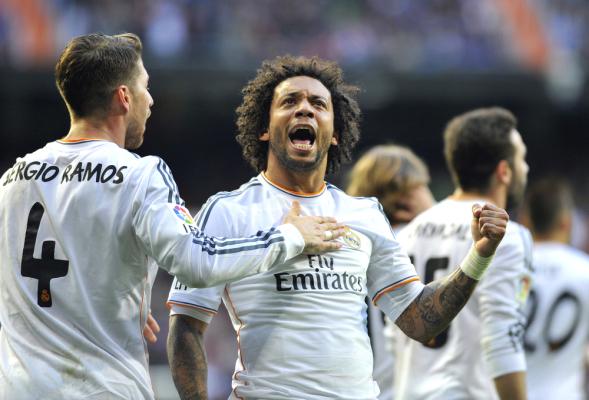 Marcelo i Ramos poza składem Realu na Ligę Mistrzów