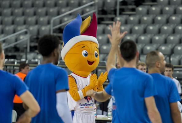 Gortat: Zróbmy w Łodzi EuroBasket