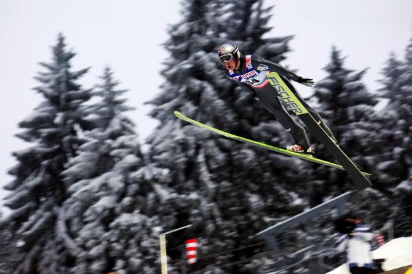 Gregor Schlierenzauer nie wystartuje w Kuusamo