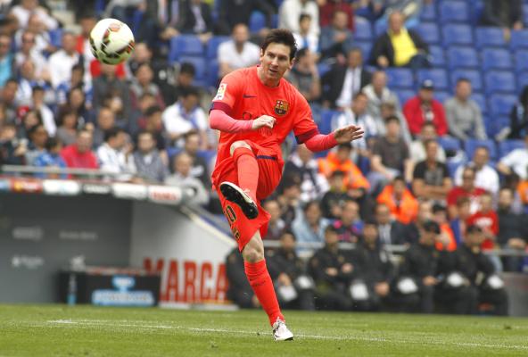 """Messi już zdrowy, ale... """"Musi odbudować moc mięśni"""""""