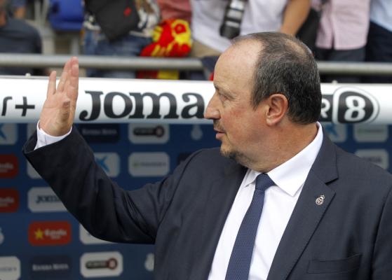 Materazzi drwi z Beniteza: Napoli wreszcie ma trenera