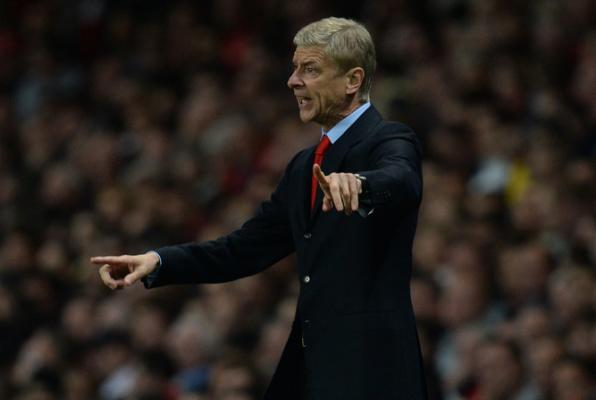 Wenger: Wierzymy w wyjście z grupy