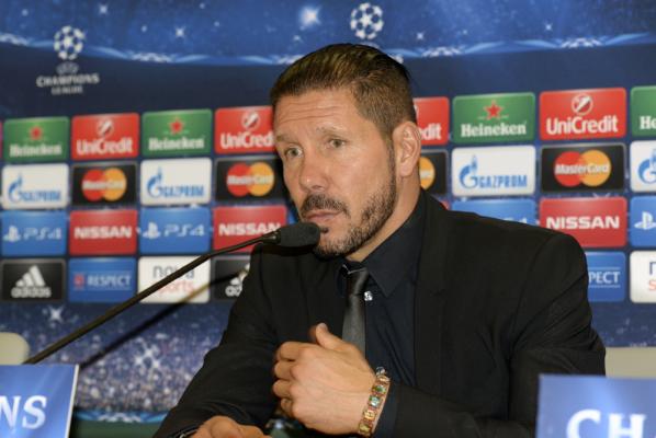 Diego Simeone: Liczymy na zwycięstwo