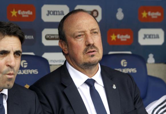 Benitez: Nie mam żadnego problemu z Ronaldo