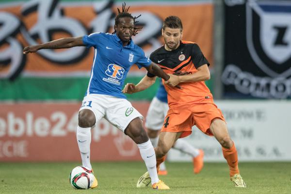 Piłkarz Lecha: Możemy wygrać z Belenenses