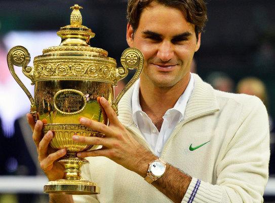 Federer najbardziej wartościowy na świecie