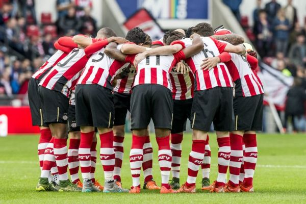 Wyjazdowe zwycięstwo PSV Eindhoven