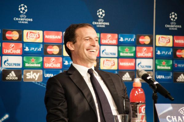 Trener Juventusu: To była trudna grupa