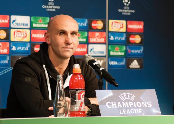 Trener Gladbach: Z przyjemnością oglądałem swoją drużynę