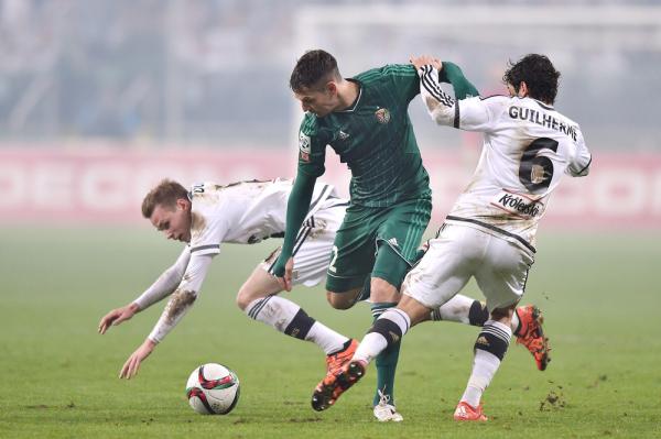 Legia zapłaci za kibiców: Kara od Komisji Ligi