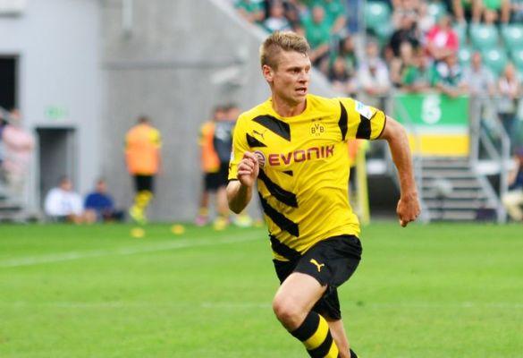 LE: Krasnodar lepszy od BVB, grali Polacy