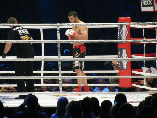 Chalidow: Bałem się, że nie wrócę do MMA