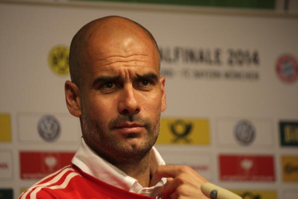 Następcą Beniteza... Guardiola?