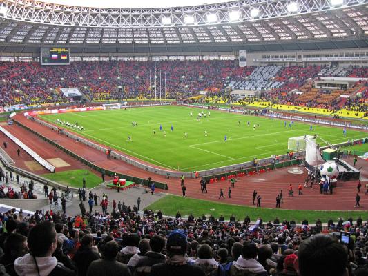 MŚ 2018. Finał w Moskwie