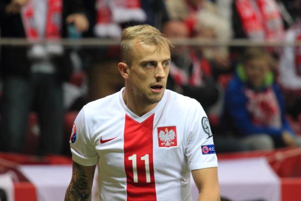 Rennes remisuje, gol i asysta Grosickiego [video]