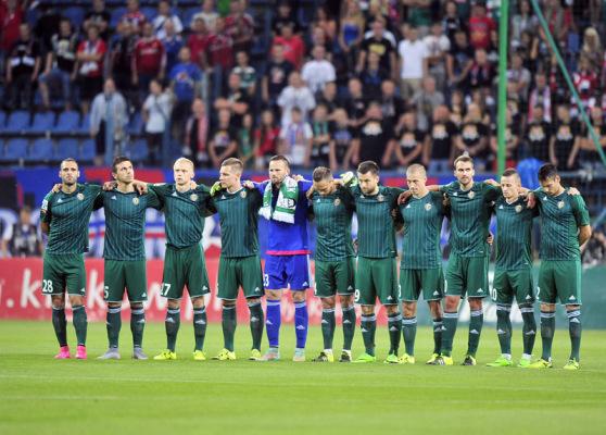 Śląsk Wrocław remisuje z Pogonią Szczecin