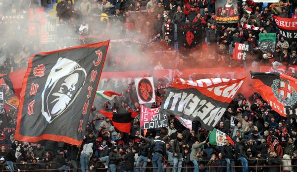Pięć goli w Mediolanie, Milan wygrał z Sampdorią