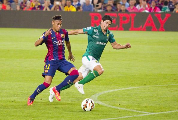 Neymar: Chcę przedłużyć kontrakt z Barceloną
