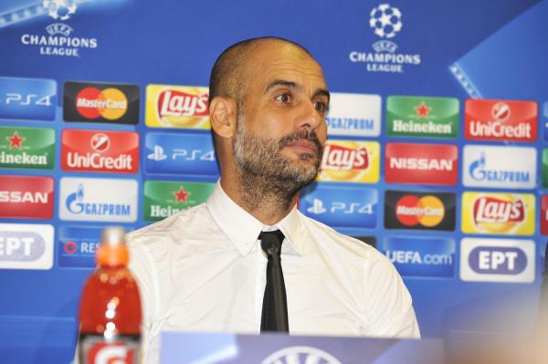 Guardiola: Jestem zadowolony z klubu i piłkarzy