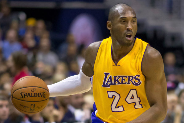Kobe Bryant: Nadszedł czas, żeby się pożegnać
